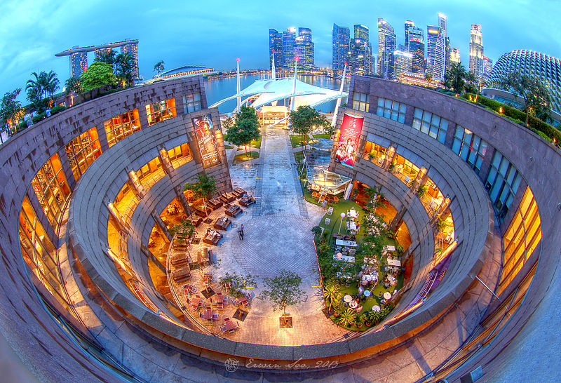 1 Have A Picnic At The Esplanade Roof Garden
