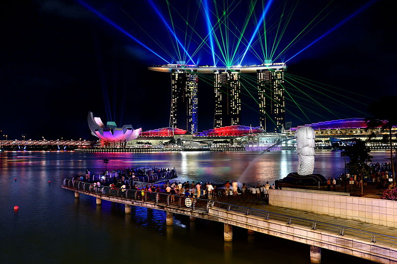 Romantic places for dating in singapore