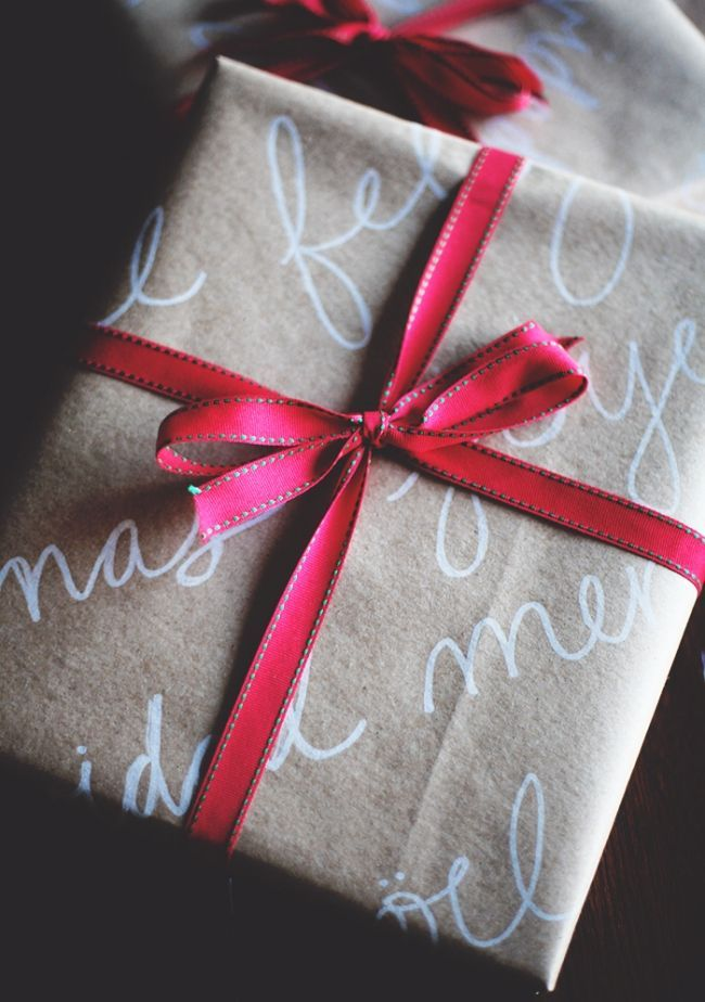 21 creative and free ways to wrap gifts for your loved ones ...