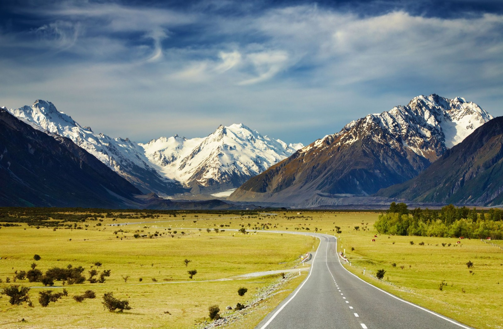 Visit The Southern Alps