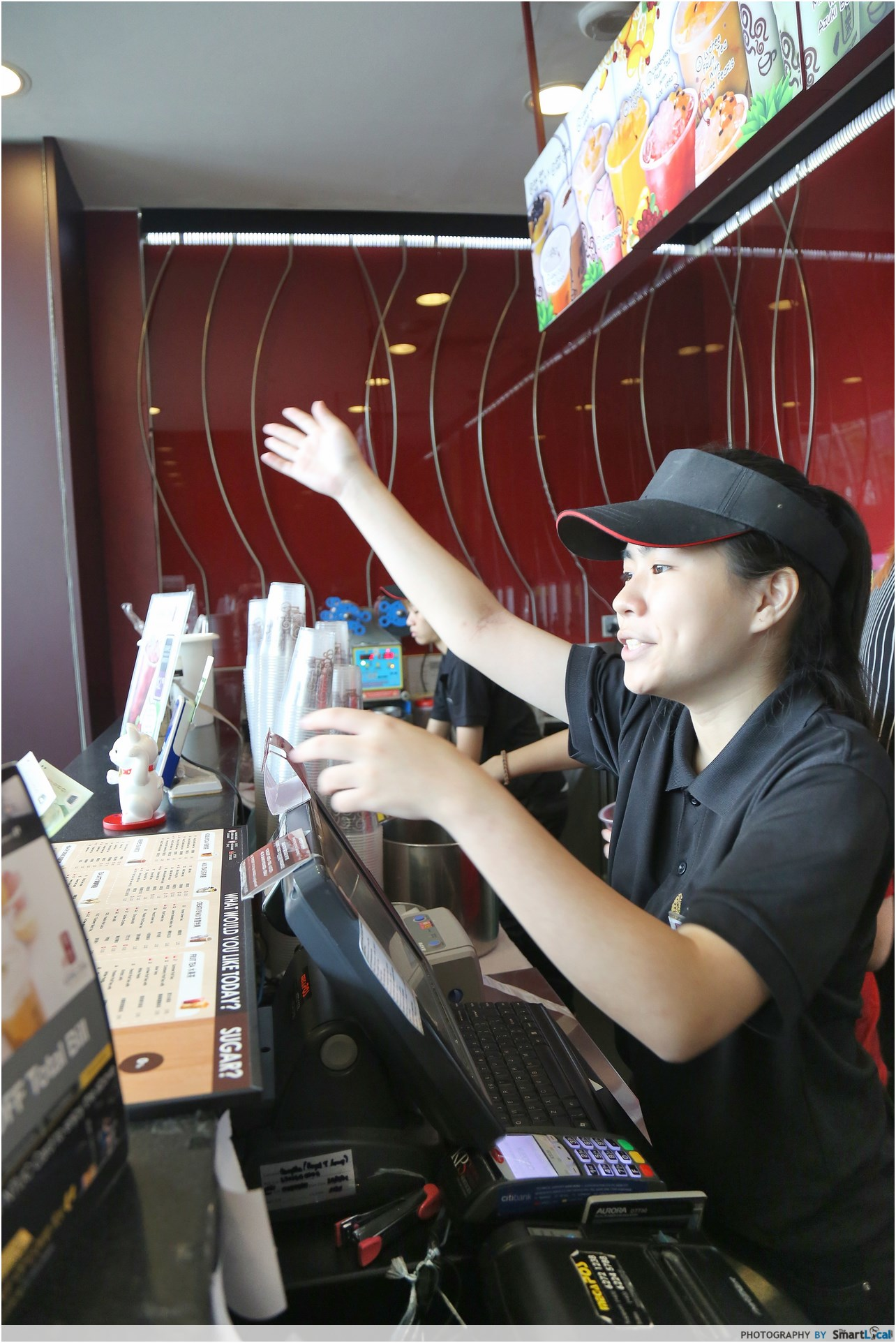 I Was Gong Cha Girl For A Day Here Are 10 Things Learnt Process Flow Diagram Yogurt B2ap3 Thumbnail Chacha 1