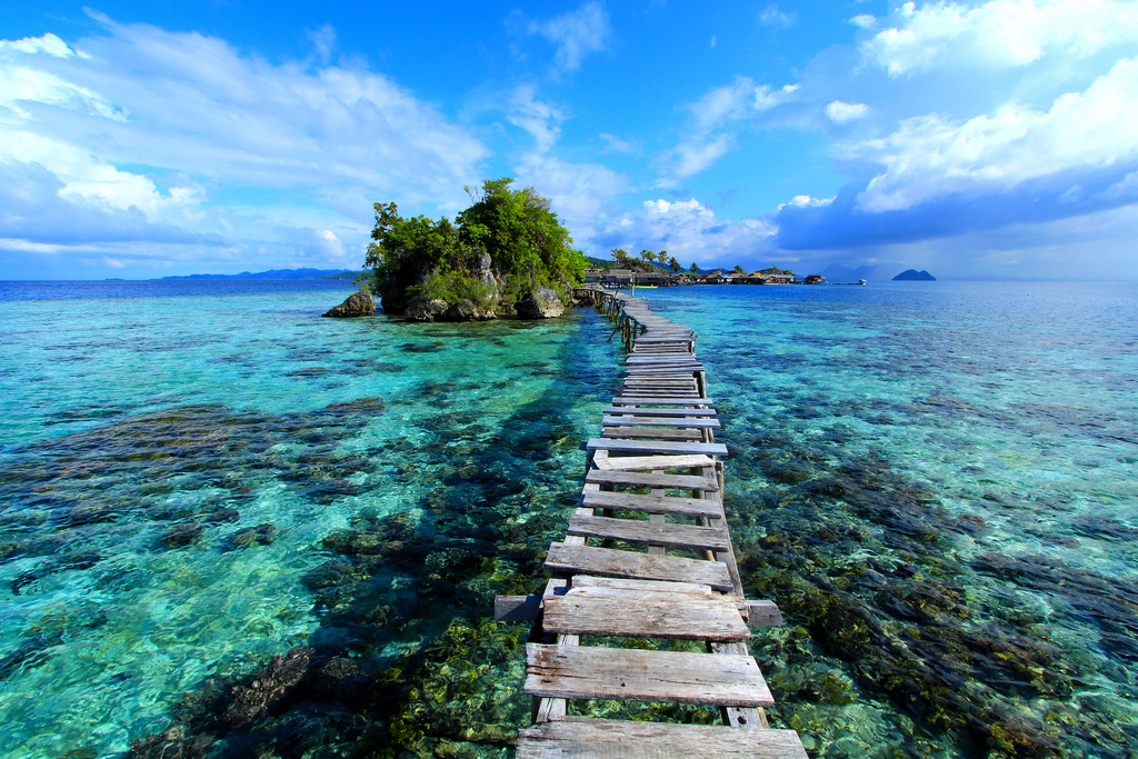 1 Togian Islands Indonesia