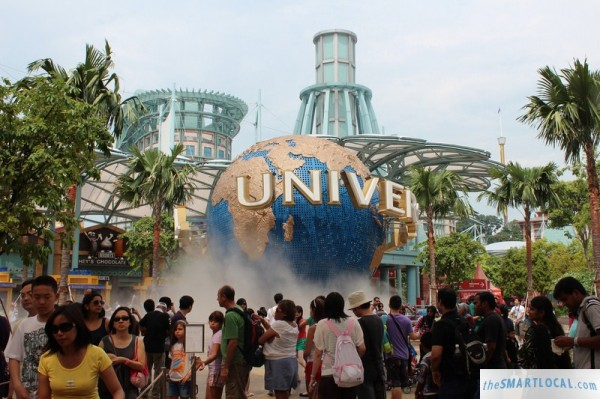 Universal Studios Singapore Guide And Review To All Rides