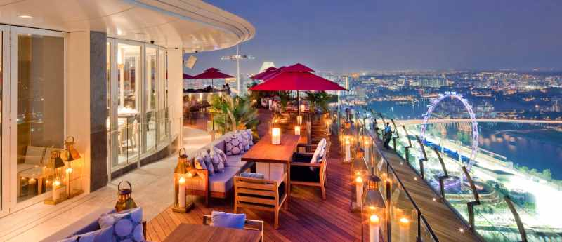 23 most romantic restaurants in singapore of all time thesmartlocal