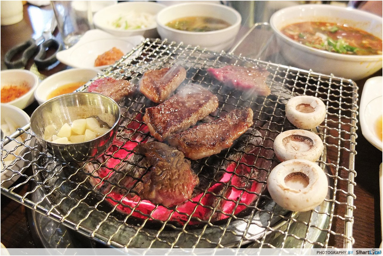 Dating in korea culture food