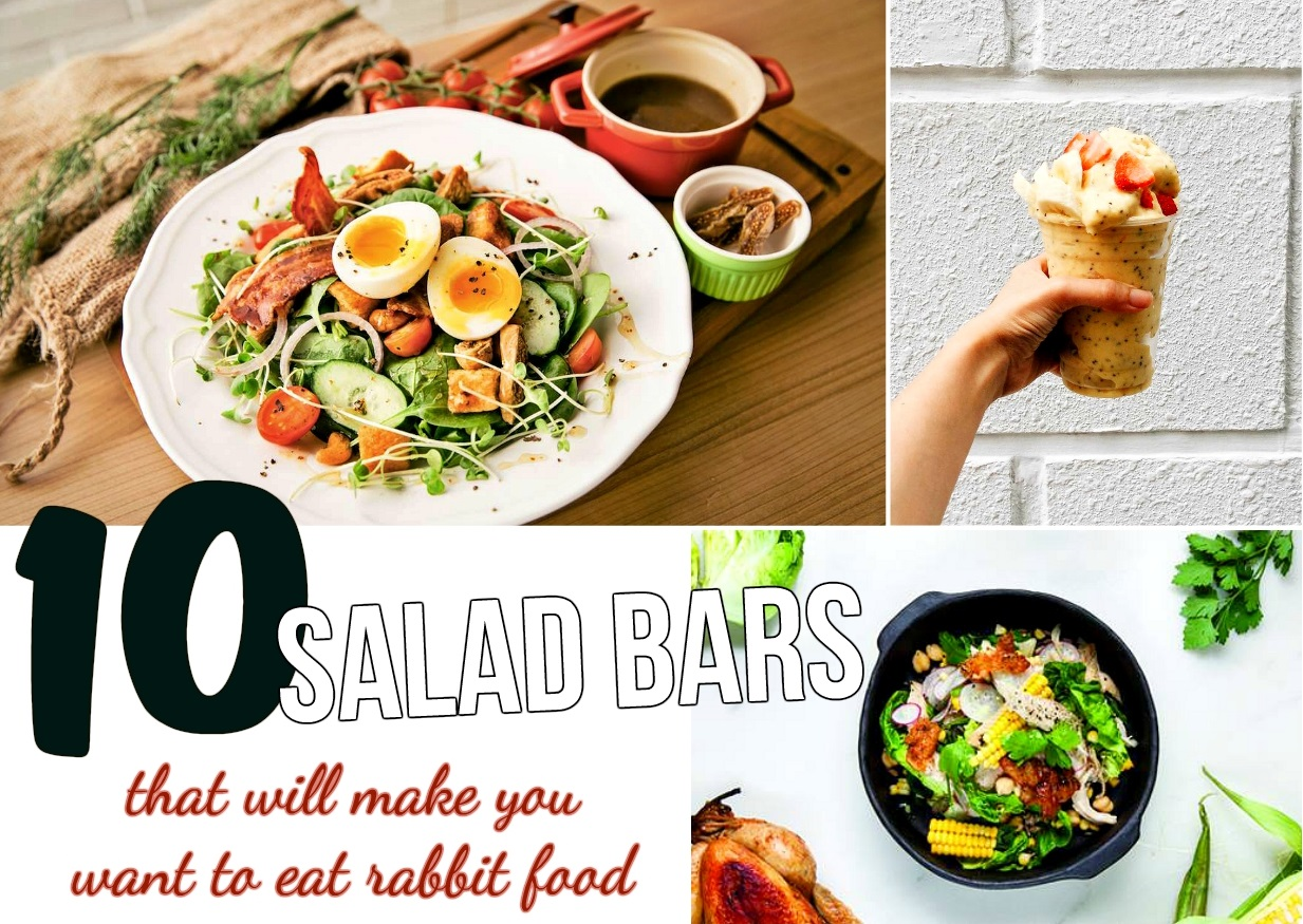 Discussion on this topic: How to Make a Salad Bar, how-to-make-a-salad-bar/