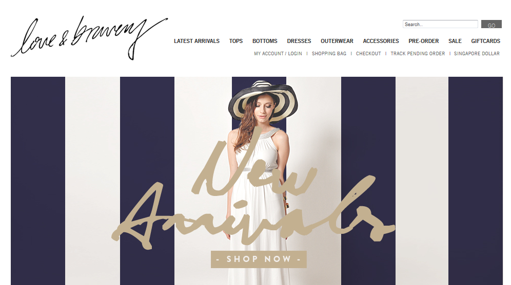 The Best BlogShops In Singapore The Most Popular And Highest Rated - Free invoice women's clothing online stores