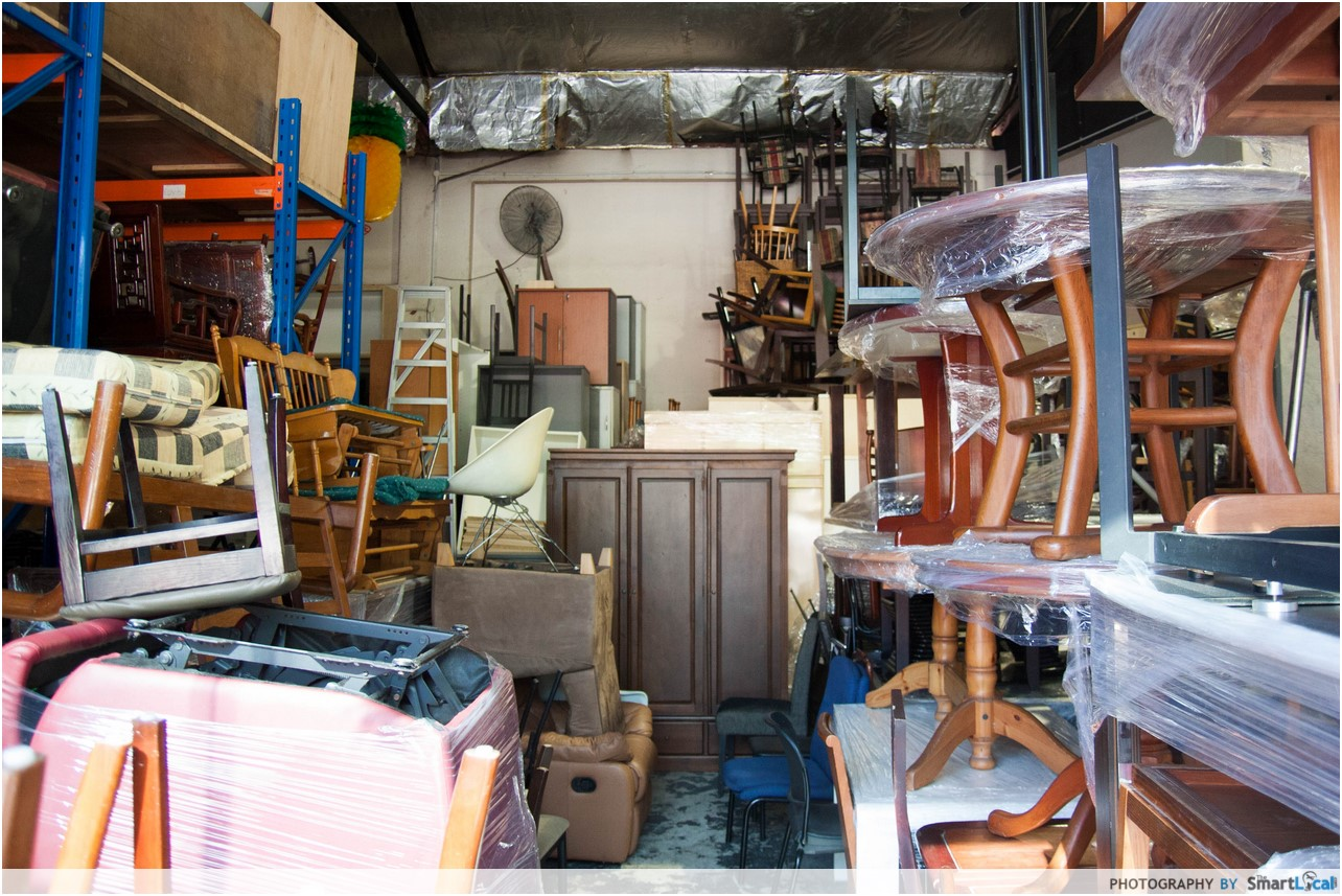 If Youu0027ve Always Wondered Where All Lost Furniture Go, Look No Further.  Thrift House Marketing Is A Haven For Old Office Furniture, With Chairs, ...