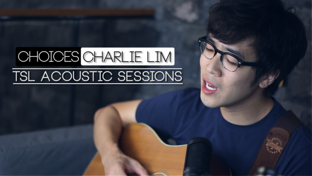 Singapore Music's Rising Star Charlie Lim Gives You A New Reason to Be Excited About Local Music - TSL Acoustic Sessions Episode 6
