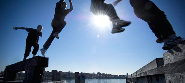 10 Unbelievable Alternative Sports People Actually Play In Sydney