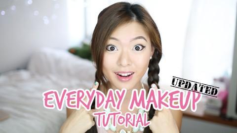 Bellywellyjelly's Everyday Makeup Tutorial (UPDATED) - PrettySmart