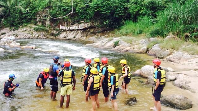 Perak Leadership Camps - Gopeng