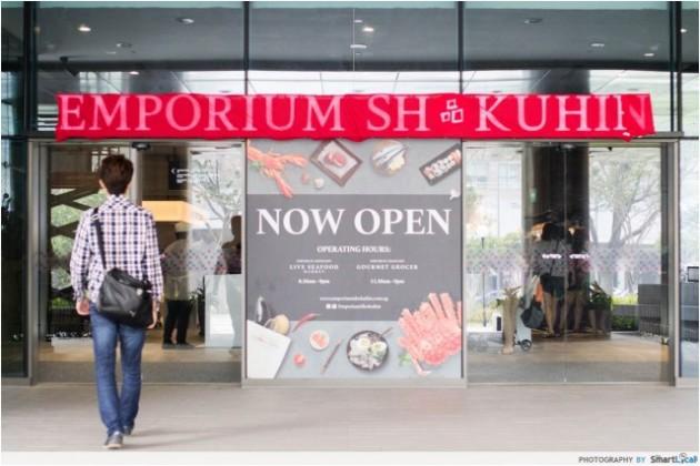 Emporium Shokuhin - Guide To Singapore's Newest Japanese Food Paradise