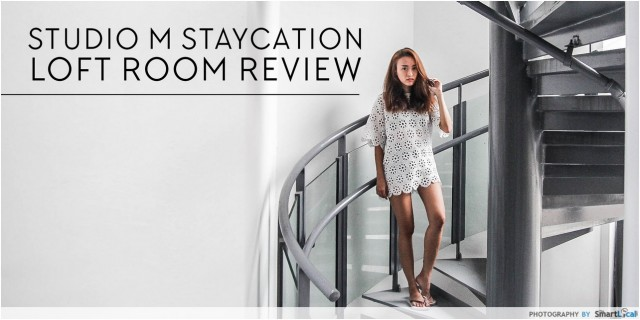 Studio M Hotel Singapore Staycation - The Designer Hotel That's Instagram Heaven