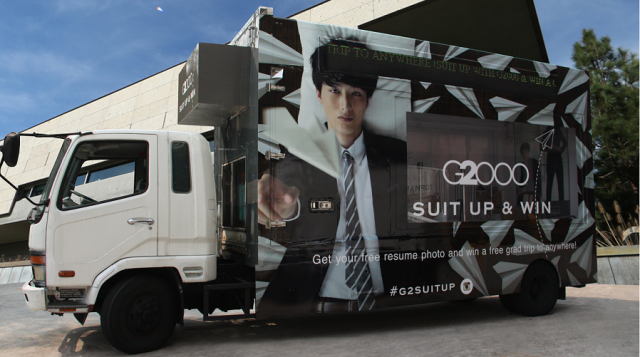 G2000 Is Invading Your Campus To Suit You Up And Give 4 Students A Grad Trip To ANYWHERE