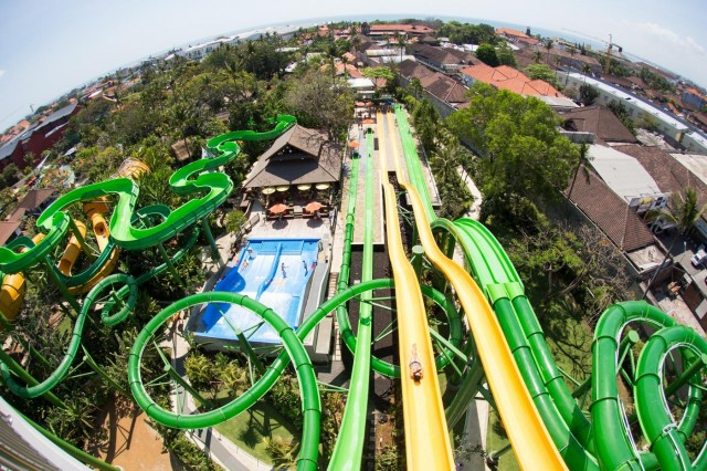 Waterbom Bali - The Most Extreme Waterpark in Asia Just Got Better