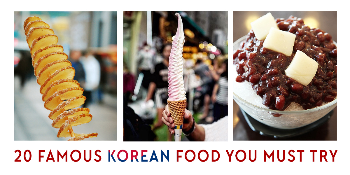 20 Famous Korean Food To Try When Visiting Seoul For The First Time Thesmartlocal
