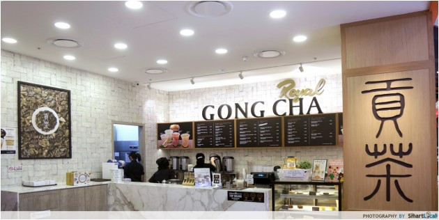 10 Reasons To Visit Royal Gong Cha: The Cafe You Didn't Know About