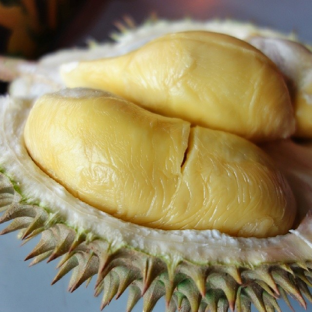 Singapore Hawker Recreations - Durian