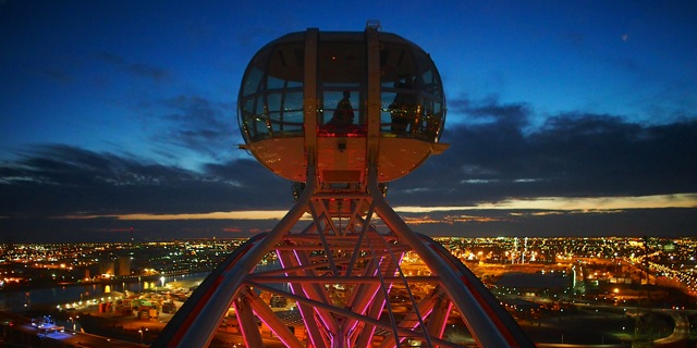 10 Places With The Best Views Of Melbourne From Up High
