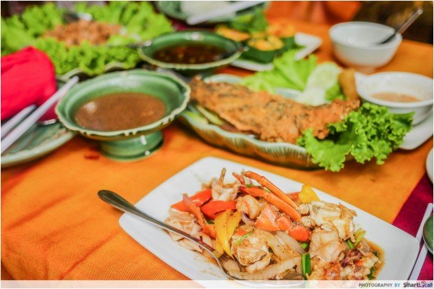 Differences Between Vietnamese And Thai Food