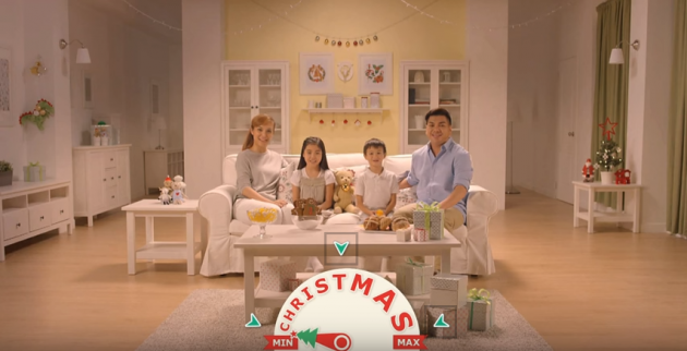 IKEA Singapore Does It Again With This Interactive Christmas Video That You HAVE To Watch