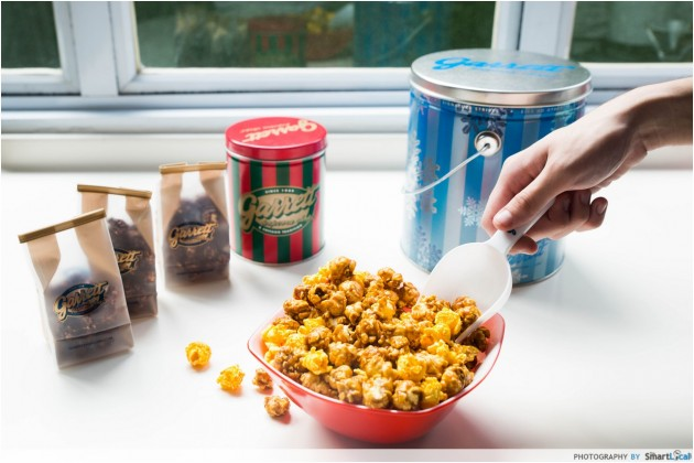 Garrett Popcorn Launches New Flavours and Holiday Tins This Christmas Great For Potlucks