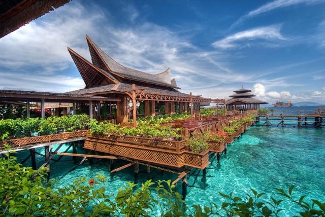 Mabul Island Hotel Booking