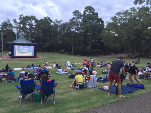 Strathfield Park Has Its Very Own FREE Movie Screenings Happening Regularly On Saturday Evenings Throughout The Year