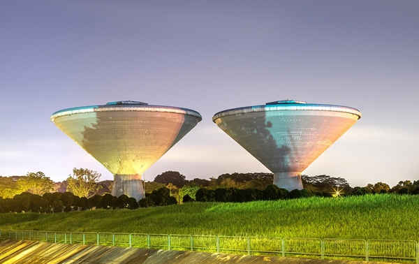 10 Places In Singapore That Look Like They're From The Future