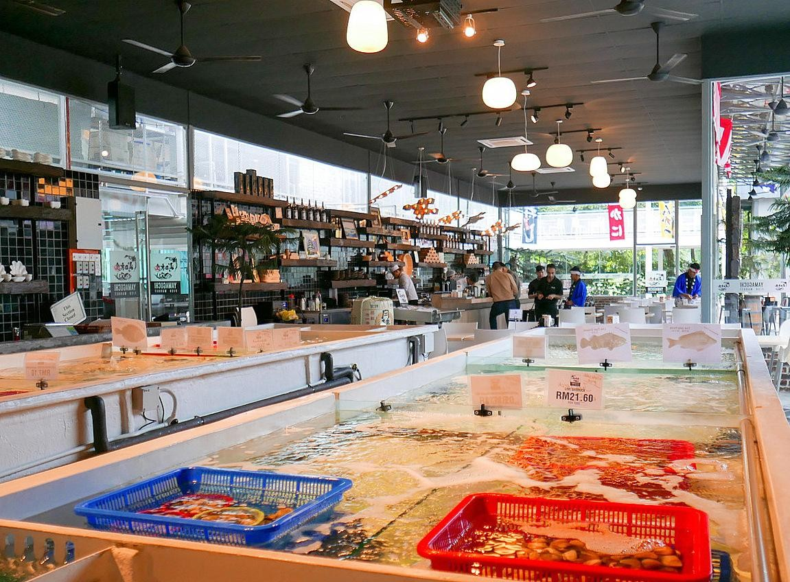 13 seafood restaurants in kl that are so worth the for Local fish restaurants
