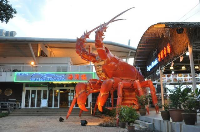 Grand Bayview Seafood Restaurant Price