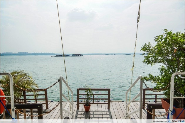 Smith Marine - Feast On The Freshest Seafood On Singapore's Only Floating Restaurant