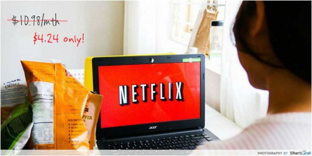 How to get american netflix in thailand