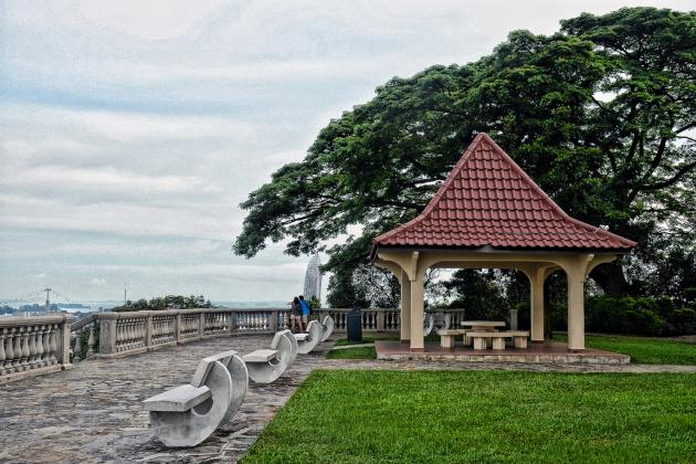 Telok Blangah Hill Park Restaurant