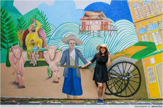 11 Gorgeous Wall Murals In Singapore To Take Your Next Ootd At