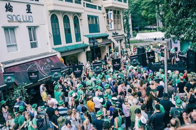 8 Interesting Facts About St Patrick's Festival - The Party Of The Year
