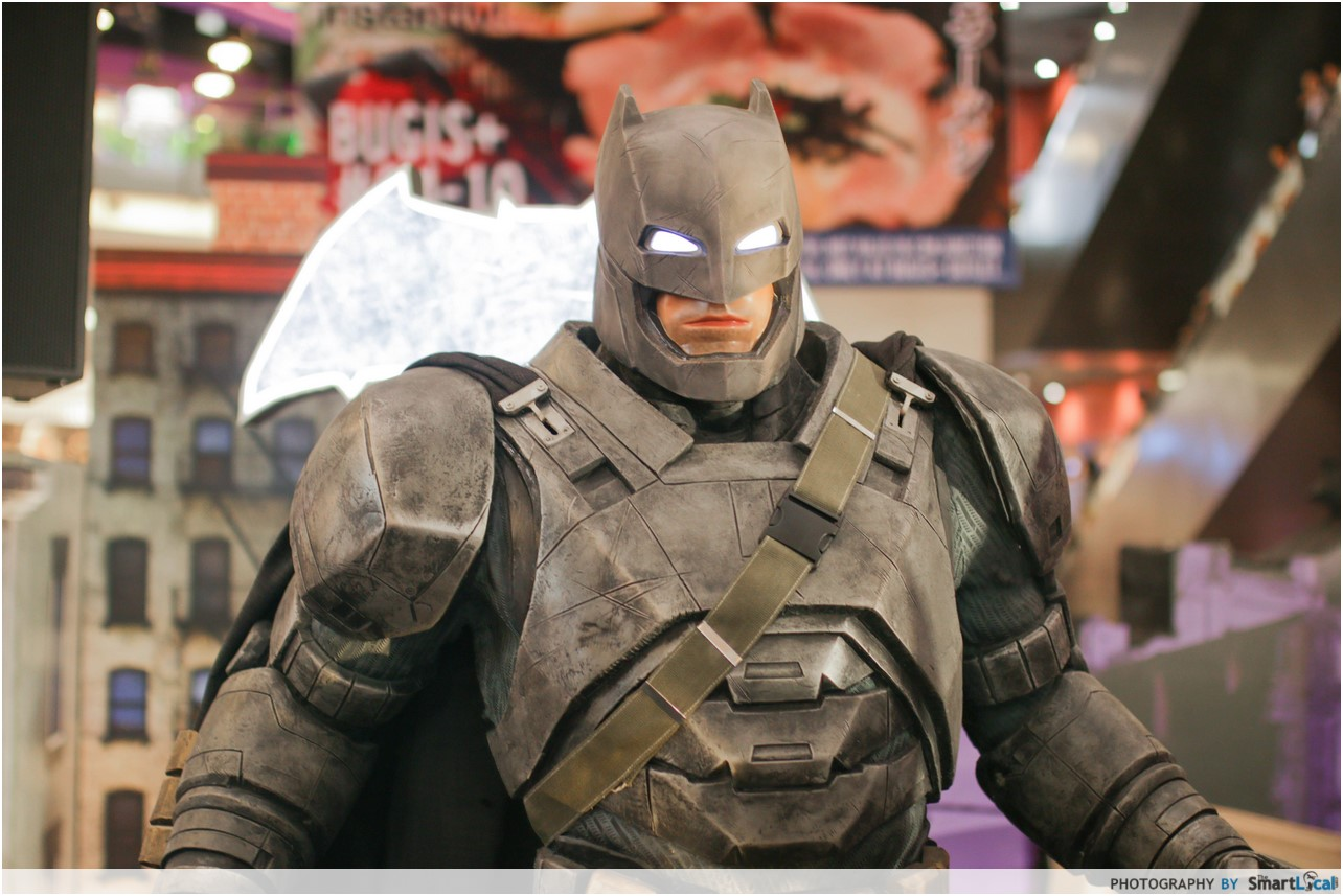 DC Has Been Relatively Quiet On The Movie Front Which Is Why Announcement Of BATMAN V SUPERMAN DAWN OF JUSTICE In 2013 Had Fans Giddy With