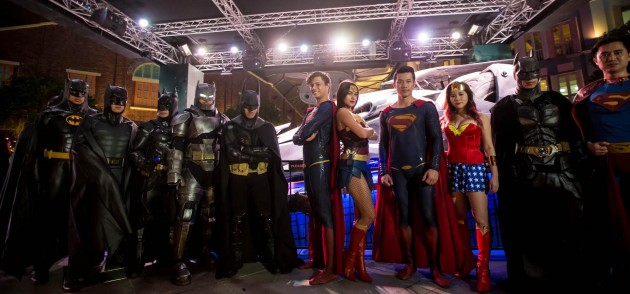 10 Superhero Worthy Places In Singapore To Relive Your Life As The Caped Crusader