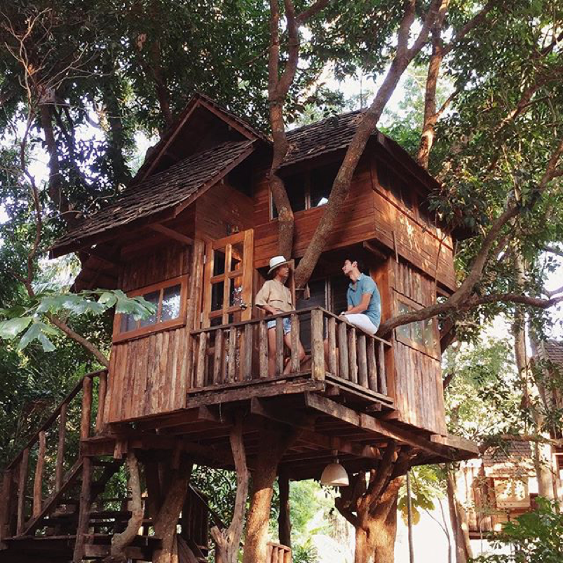 10 Treehouse Resorts Near Singapore So Beautiful, You'll