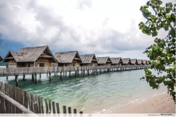 telunas resort