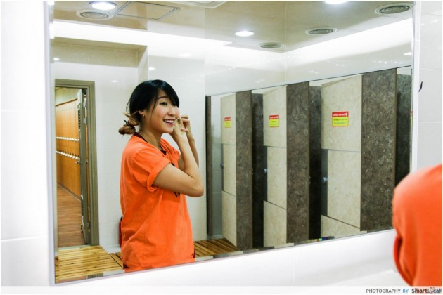The Smart Local - Jjimjilbang sauna changing rooms