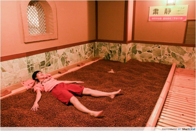 The Smart Local - Jjimjilbang heated loess mineral sauna