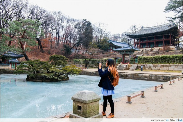 The Smart Local - Kimberly at Changdeokgung Palace