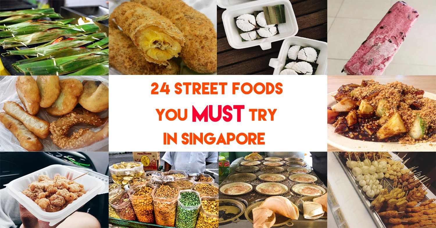 24 Reasons Singapore Has The Best Street Food In The World - TheSmartLocal