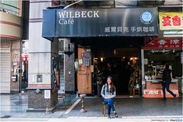 Wilbeck Coffee Taipei