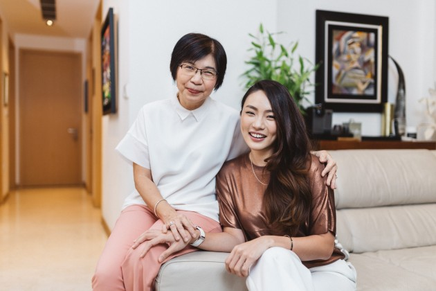 Social Media Superstar Velda Tan And Her Mum Are Mother-Daughter Goals. Here's Why