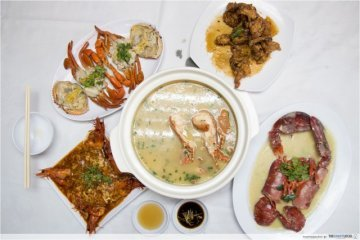Orchid Live Seafood - Famous Lobster Porridge In Ulu Restaurant Is Worth The Trip