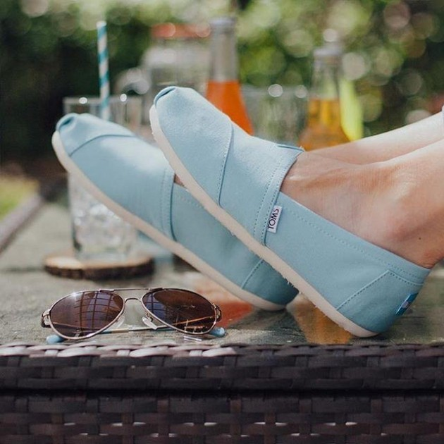 Socially Responsible Brands TOMS