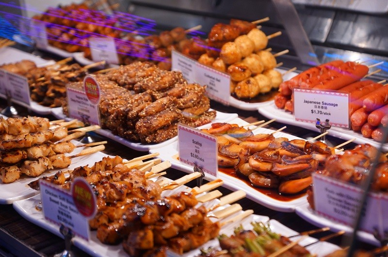 Japanese Activities In Singapore - Jurong Point Street Food